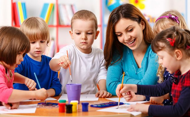 Enriching Early Childhood Experiences >> Chc30113 Certificate Iii In Early Childhood Education And Care