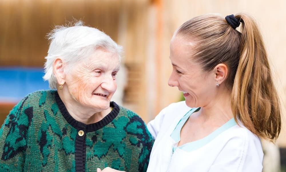 Support a happy and healthy lifestyle for the elderly with the CHC43015 Certificate IV in Ageing Support from Yorke Institute.