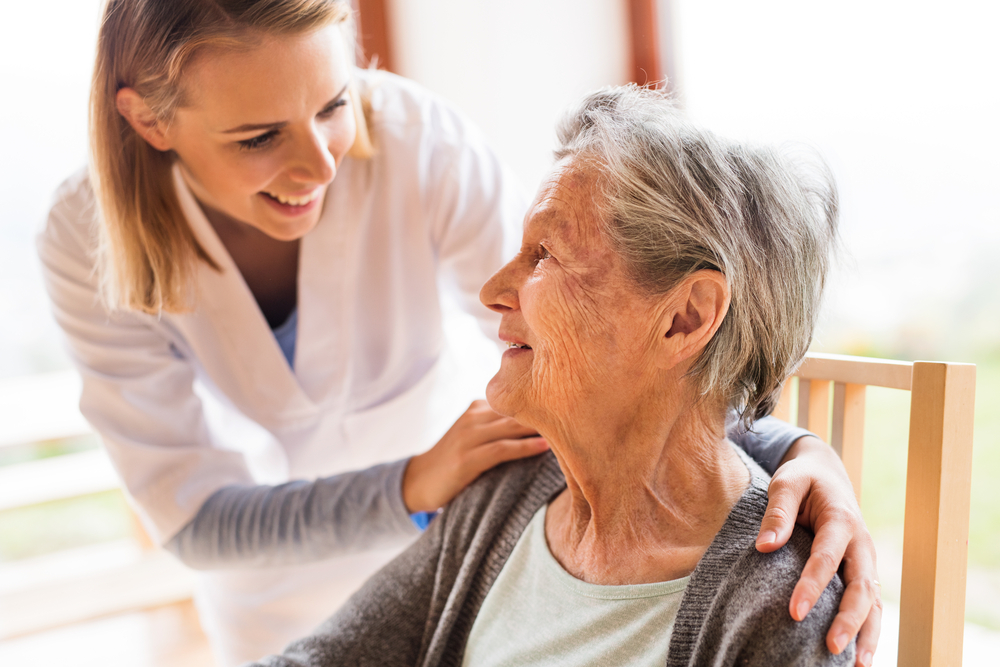 School leavers: have you considered a career in aged care?