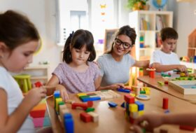 The New Kid: Helping children settle in at preschool