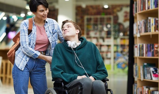 Help support the the independence and well-being of those with disabilities with the CHC43115 Certificate IV in Disability from Yorke Institute.